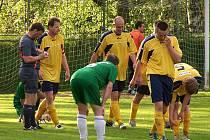 Šestkrát se radovali fotbalisté Poříčí z gólu na hřišti Kondrace.