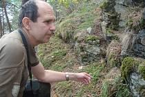 Vlašimský ekolog Martin Klaudys.