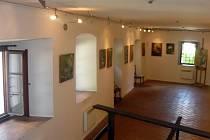 Přes prázdniny si zájemci mohou užít až pět výstav v Týnci nad Sázavou.
