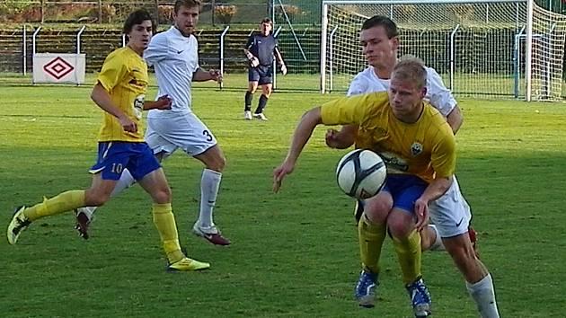 Benešov protáhl o jedenáctý zápas svoji neporazitelnost.