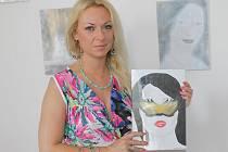 Vlaďka Maková Sobotková vystavuje své obrázky v sále soběhrdské hospůdky a jedná o vernisáži v Benešově. Její povídky a pohádky zveřejňuje od začátku července Benešovský deník na straně 6 věnované kultuře v regionu.