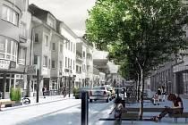 Ještě letos, nejspíš na podzim, by měly začít práce na revitalizaci nejdůležitějšího městského bulváru, Tyršovy ulice.