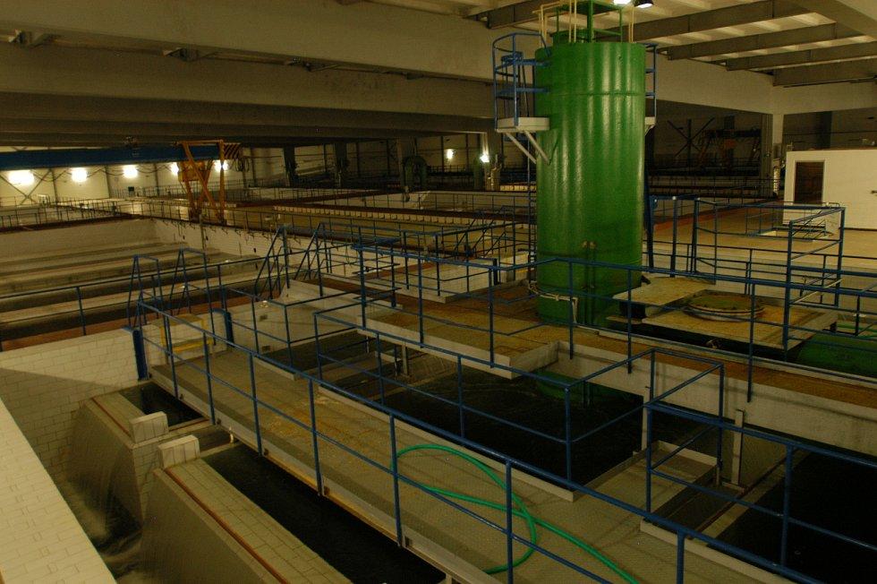 Modernizace zajistí odběratelům vyšší kvalitu vody (ilustrační foto).