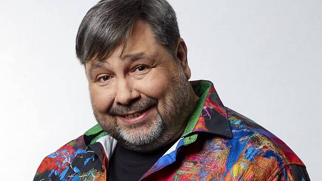 Moderátor Luboš Xaver Veselý.