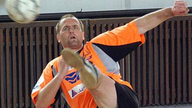 Matador benešovského Šacungu David Ešner zažil během víkendu dvě rozdílně povedená utkání.