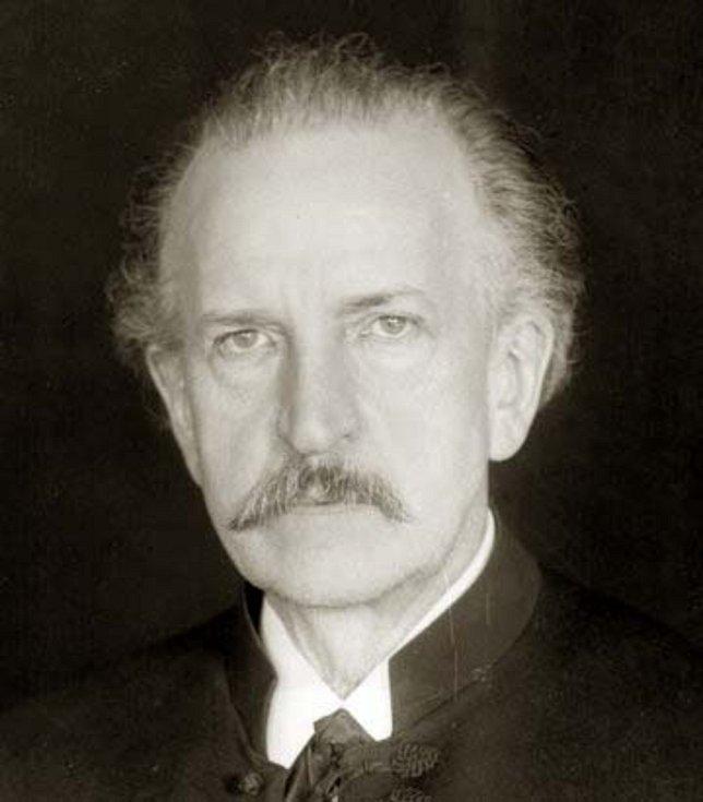 Zakladatel hvězdárny Ondřejov Josef Jan Frič.