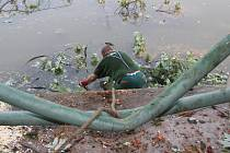 Následky přívalových dešťů a bouřek se dají částečně eliminovat.