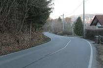 V Podělusech začne Týnec stavět chodník na přelomu března a dubna 2021.