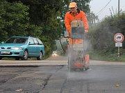 Práce v týnecké Benešovské ulici skončí o týden dříve.