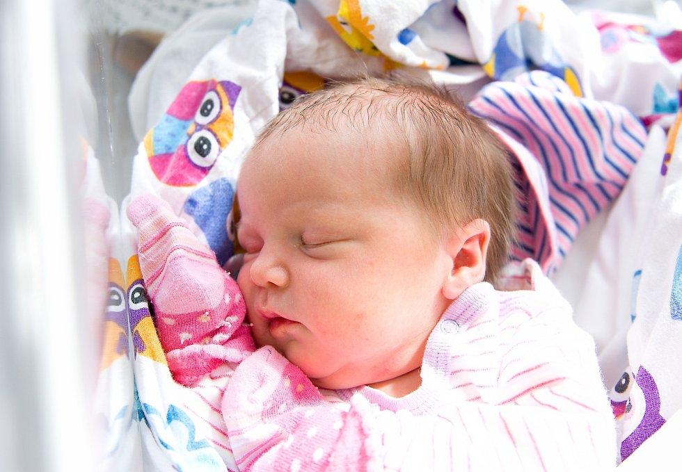 Šarlota Kupková z Milovic se narodila v nymburské porodnici 12. dubna 2021 v 8.42 hodin s váhou 3710 g a mírou 50 cm. Na holčičku se těšili maminka Helena, tatínek Roman a bráška Roman (2 roky).
