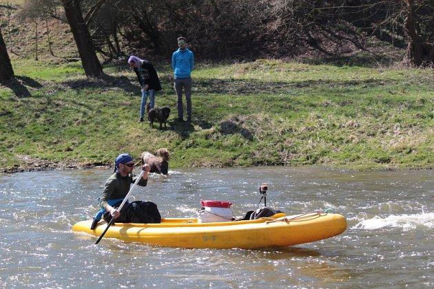 Akce Čistá řeka Sázava se konala potřinácté.