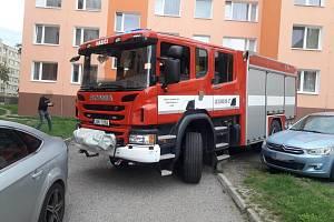 Den požární bezpečnosti ve znamení kontrol průjezdnosti