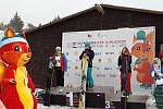 Stříbro na snowboardu vybojovala Jana Zvířecí.