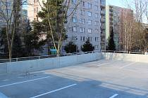 Zahájení provozu parkoviště, pátek 15. prosince 2017.