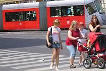 Prodloužená tramvajová trať zvýší pro Benešovsko dostupnost metropole.