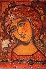 Umělkyně Ljuba Vítkovská vytvořila soubor výtvarných děl, které nesou na výstavě titul Píseň lásky.