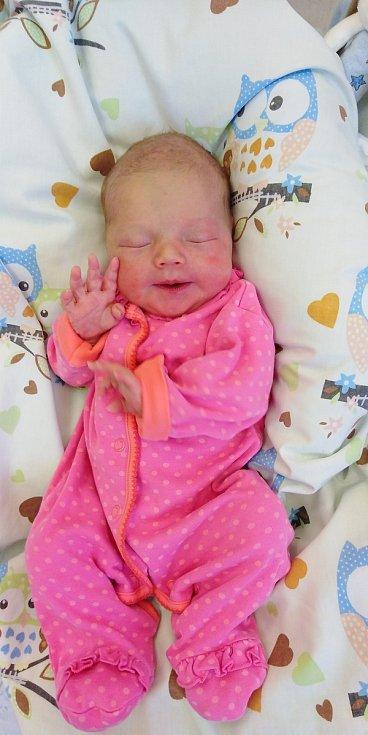 Blanka Eichlerová se poprvé rozkřičela 19. dubna 2021 v 16. 53 hodin v čáslavské porodnici. Pyšnila se porodními mírami 3170 gramů a 50 centimetrů. Domů do Prahy si ji odvezli maminka Blanka a tatínek Dušan.