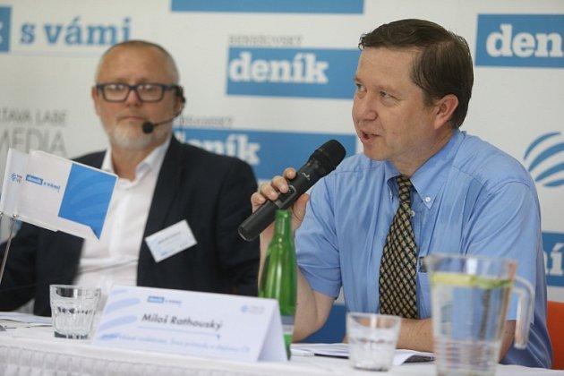 Deník svámi aneb Setkání TOP zaměstnavatelů regionu Benešovska,