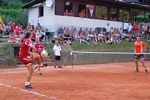 Atmosféra turnaje na Šacungu
