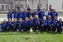 OFS Benešov U11 obhájila krajský titul.