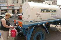 V Chotýšanech musí šetřit vodou.
