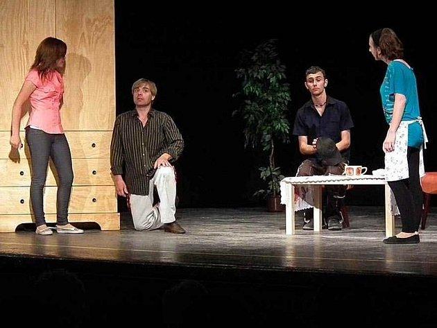 Dny divadla Svatopluk začaly již ve čtvrtek 3. dubna.