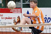 Na olympijském nohejbalovém turnaji Rio Lipno 2016 bude barvy Šacungu reprezentovat i dorostenec Lukáš Ziegler.