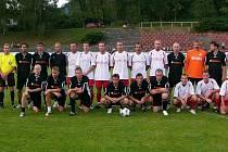 Exhibiční zápas SK Marila Votice - FC Kozlovna.