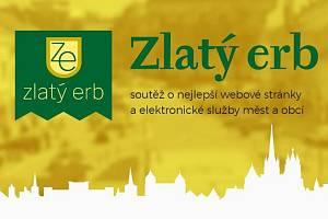 Zlatý erb, soutěž o nejlepší webové stránky a elektronické služby měst a obcí.