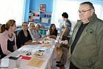 Volby do krajského zastupitelstva v Benešovských okrscích číslo 3, 4 a 6.