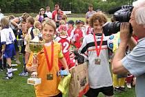 Krajské finále Mc Donald´s Cupu 2008/2009