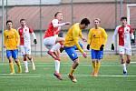 Příprava: Benešov - Slavia Praha U19.