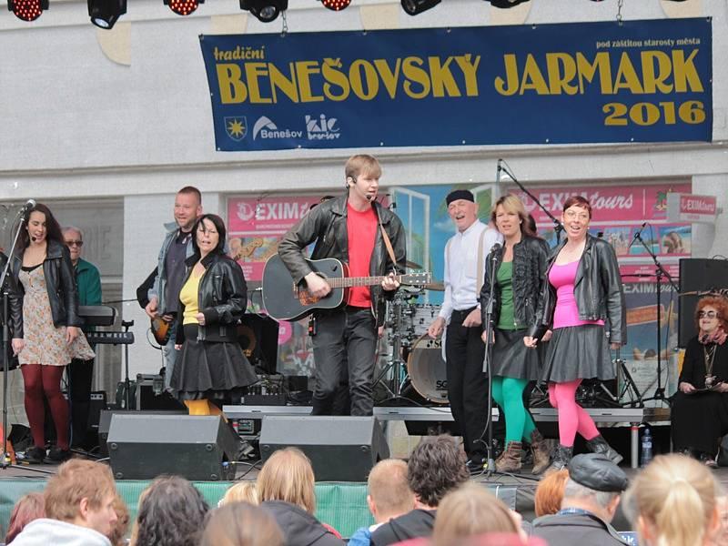 Benešovský jarmark 2016.