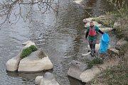 Čtrnáctá Čistá řeka Sázava.