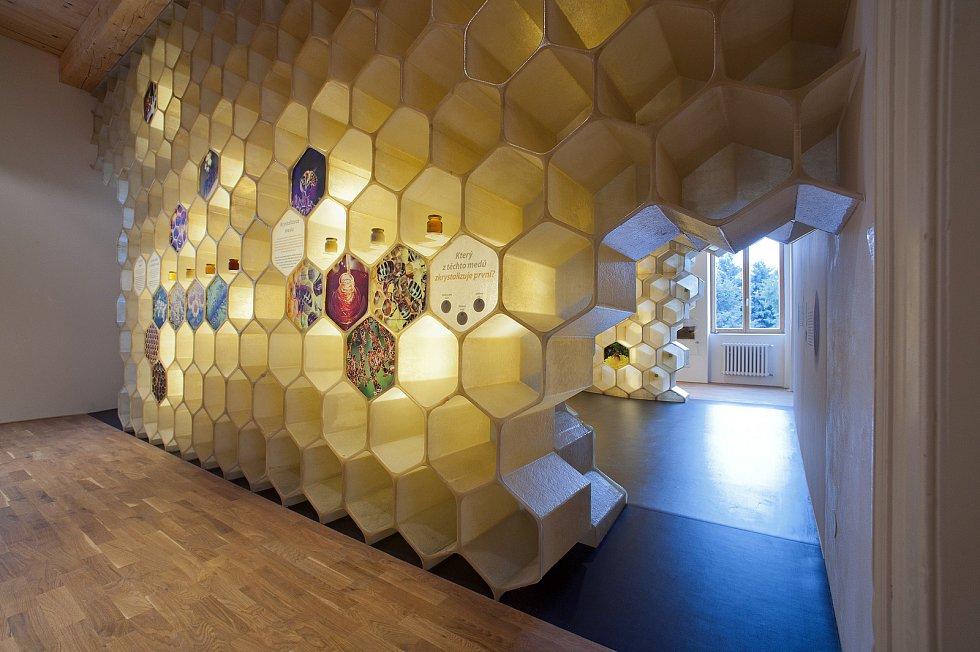 Včelí svět v Hulicích.