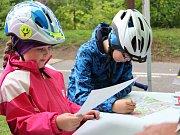 Přilba může zachránit život, zdůrazňuje cyklistům policie.