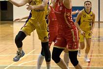 Basketbalistky Slovanky porazily Slávistky v boji o druhé místo