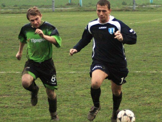 Na podzim vyhrály Nespeky nad Maršovicemi 5:0.