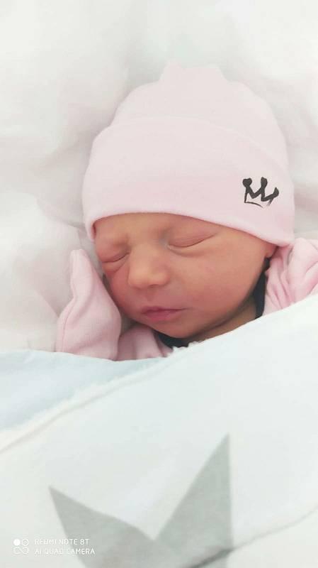 Kamila Plšeková se narodila dne 21. dubna 2021 v 15:45 v kladenské porodnici. Po porodu vážila 2814 g a měřila 46 cm. Maminka Kamila Tužová a tatínek František Plšek si odvezli Kamilku do kladenského bytu.