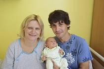 Manželům Jiřině a Martinovi Měšťanovým z Vlašimi se 8. července v6.48 narodila holčička Simona. Při narození vážila 2830 gramů a měřila 48 centimetrů. Doma na ni čeká bratříček Adámek (5).