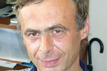 Fotbalový rozhodčí Karel Černý