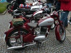 Motocykly značky Jawa jsou pro mnohé velký koníček.