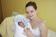 Adam Kápička se narodil šťastným rodičům Kataríně Potůčkové a Martinovi Kápičkovi z Benešova dne 27. června v 17.02. Adámek při narození vážil 2 220 gramů a měřil 49 centimetrů.