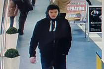 Muž podezřelý z krádeže mobilního telefonu.