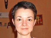 Kandidátky Miss hasička Středočeského kraje 2013 - Kateřina Pospíšilová, Kutnohorsko.