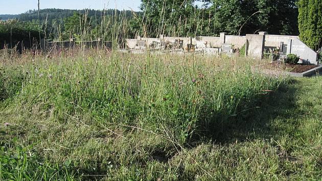 Hřbitov Krhanice