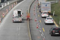 Dalším úsekem, kde začne modernizace dálnice D1, bude Hvězdonice - Ostředek.