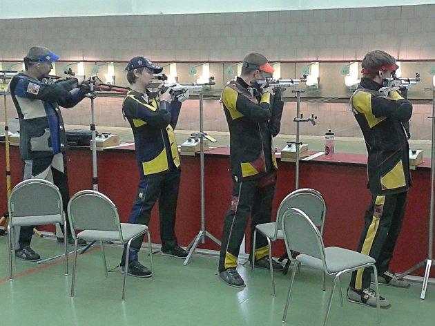 Střelci v Plzni