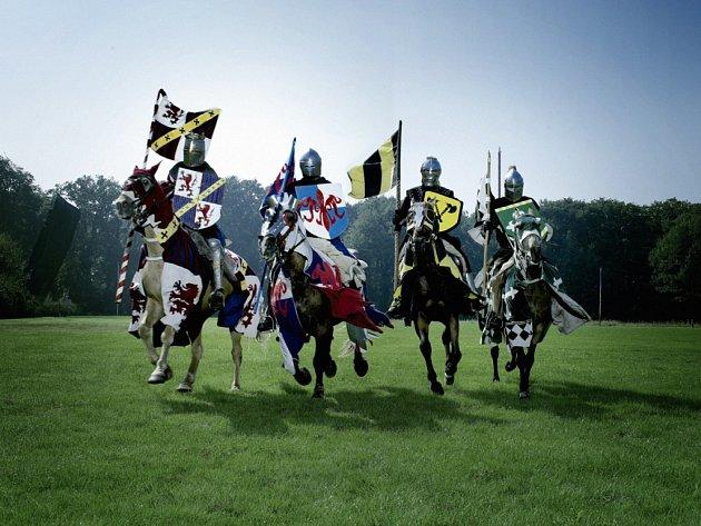 Středověké divadlo Traken vystoupí od 18. do 21. září na Konopišti.