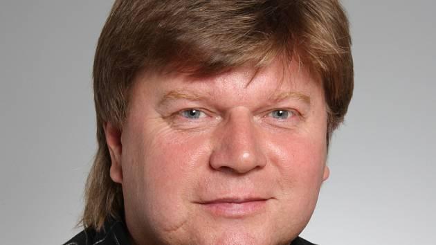 Luděk Jeništa, starosta Vlašimi.